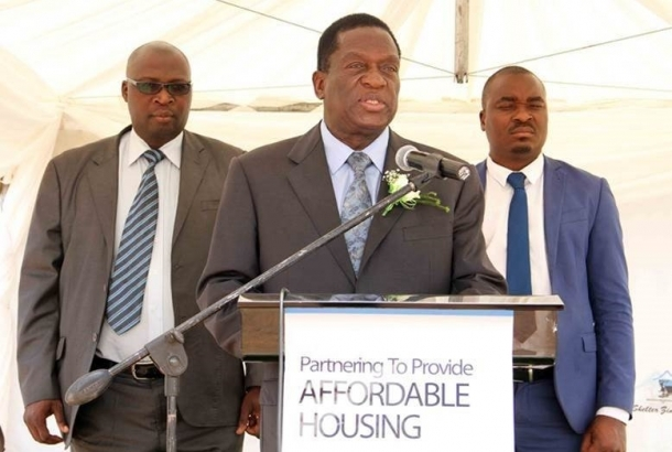 NATIONAL BUILDING SOCIETY JOINS HANDS WITH LAFARGE CEMENT ZIMBABWE TO DELIVER AFFORDABLE HOUSING